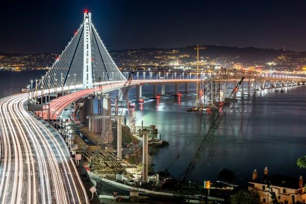 SF-Oakland Bay Bridge